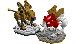 L.E.O. Manticore Variant LDD by pittstop