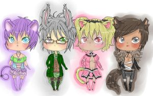 Kemonomimi Adopts: Closed by Decora-Adopts