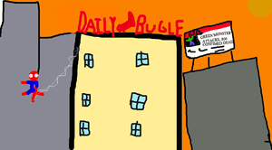 Daily Bugle by TheUltimateSpiderFan