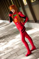 Asuka from NGE by MissNoblesse