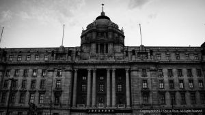 The Bund - All that ture Shanghai XV by longbow