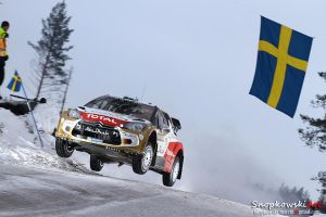 Rally Sweden by SestoElemento