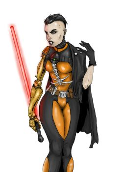lady of the sith 2 by 19-Bladewind-86