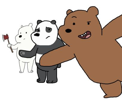 We Bare Bears by Dean624