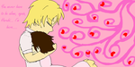 Meaningful Moment #2 - Tamaki and Haruhi by RedwallChick1303