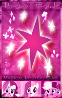 MLP : Magical Mystery Cure - Movie Poster by pims1978