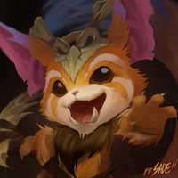 League of Legends - GNARRR by ffSade