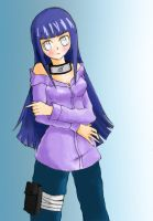 Request- Hinata Hyuga by Tofiman