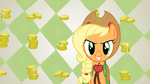 Applejack at the Gala by ShelltoonTV