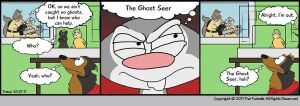 Furballed: The Ghost Seer by twiggy-trace