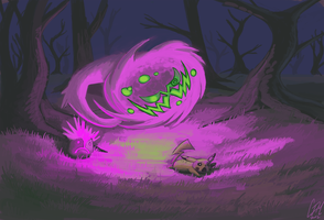 Spiritomb by DrManiacal