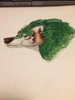 copic markers use????finally?? by JuniperTheWolf