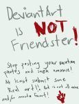 DA is NOT Friendster by albertaquino