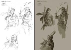 Assassins character-concept 02 by Ingmar-Nopens