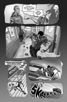 The Soul Issue 3 Preview Page 6 by WinstonWilliams