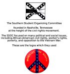 Southern Student Organizing Comittee by OnlyTheGhosts