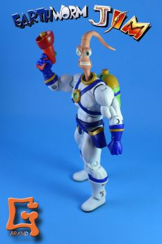 Earthworm Jim by G-Brand
