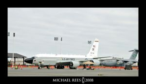 RC-135VW Rivet Joint by Luv2suspendyou