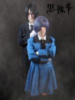 The Master and His Butler by DreamsOverRealityCos