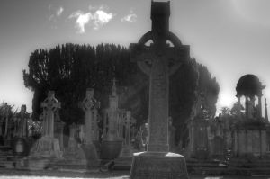 Glasnevin Cemetery by EidanNoon