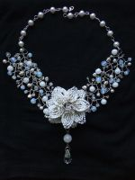 Frost Necklace by Galuorwen