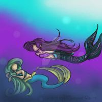 Mermaids - Livestream by NightSummerRain