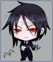 UltraChibi_Sebastian by Pixie-van-Winkle