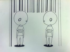 Barcoded by Vegan-Freak