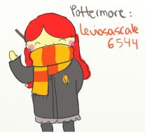 Pottermore ID by ChammiBee