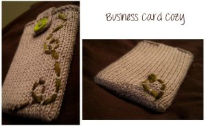 BusinessCardCozy by illuminangel