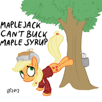 Canadian Applejack by Elslowmo