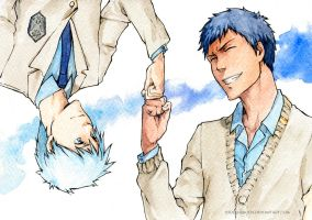 KnB: Blue by Sideburn004