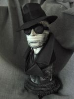 The Invisible Man 2 by Blairsculpture