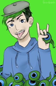 Jacksepticeye by Garbedz