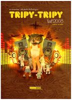 Tripy Tripy 2008 Flayer by forkiu