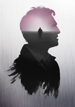 True Detective 'Cohle' Character Poster by Circusbrendan