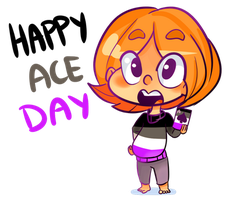 Happy Ace Day by SassySquiddoo