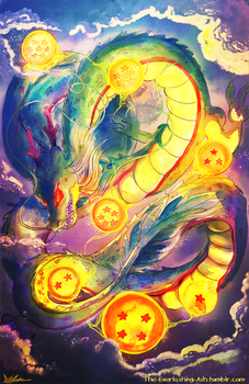 Shenlong by The-EverLasting-Ash