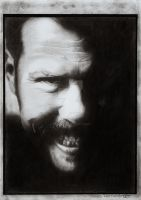 James Hetfield Portrait by Cardinalsin692
