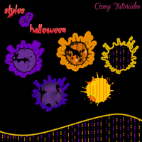 Styles Of Halloween by Camyloveonedirection