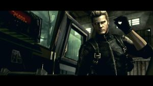 Wesker screenshot by RedDevil00