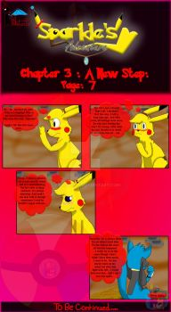 Chapter 3: A New Step: Page 7 by Pikaturtle