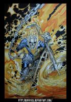 Ghost Rider by Dennysze