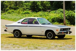 An Opel Manta 1900 by TheMan268