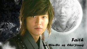 Faith-lee Min Ho-choi Young by Zia11