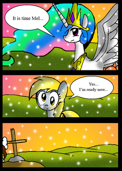 Derpy's Wish: Page 187 by NeonCabaret