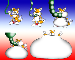 Tails WG Sequence by ToferTheAkita
