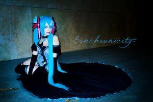 Vocaloid Cosplay Photo Contest - #130 Shiroki by miccostumes
