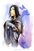 Snape by lervold