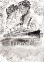 Titanic- My Heart Will Go On by mel-lyks-cereal